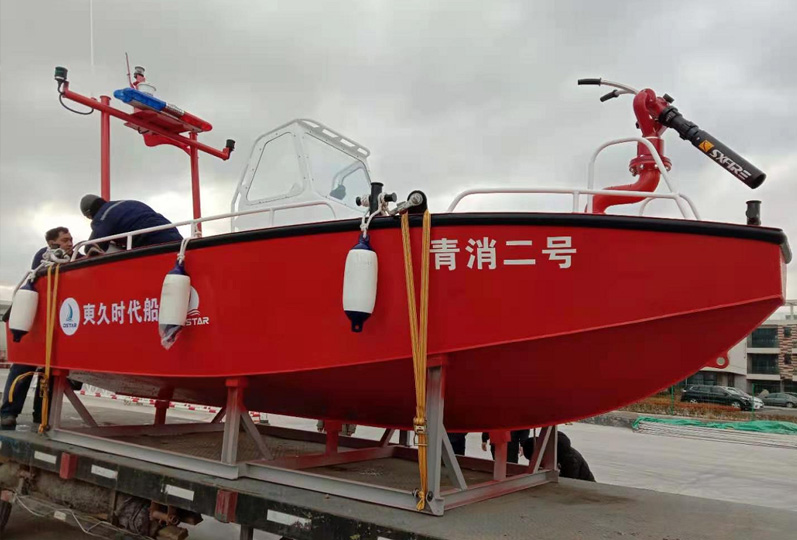 6.2米消防工作艇