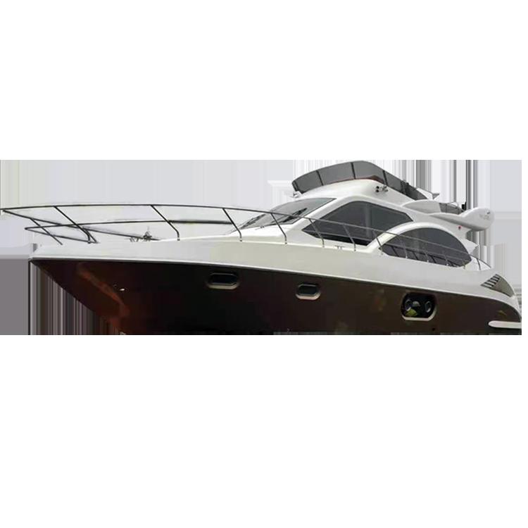 55英尺游艇(玻璃钢)